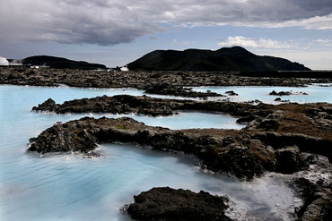 iceland blue lagoon photo