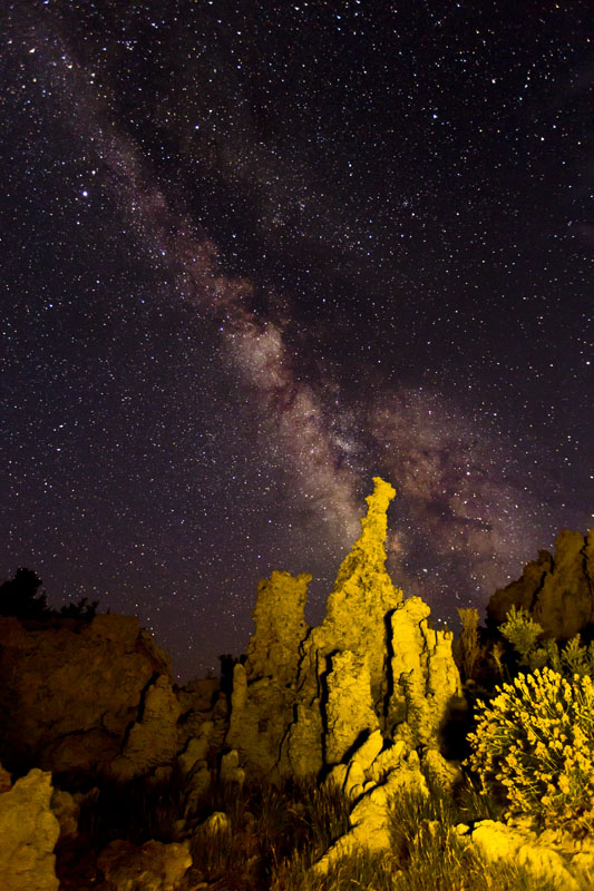 Valley of the Gods Utah photography, night photography