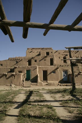 taos pueblo photo